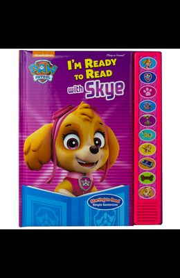 Nickelodeon Paw Patrol I'm Ready to Read with Skye