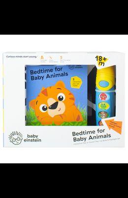 Baby Einstein: Bedtime for Baby Animals: Book and Flashlight Set [With Flashlight]