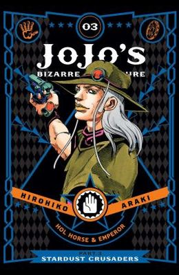 Jojo's Bizarre Adventure: Part 3--Stardust Crusaders, Vol. 3, Volume 3
