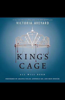 King's Cage Lib/E