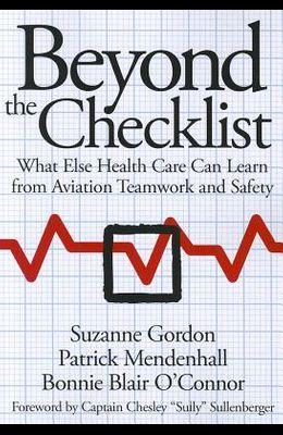 Beyond the Checklist