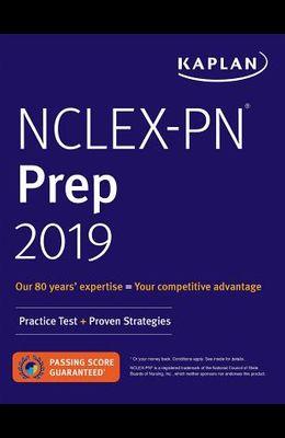 Nclex-PN Prep 2019: Practice Test + Proven Strategies