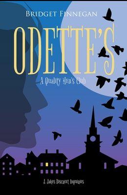 Odette's: A Quality Men's Club