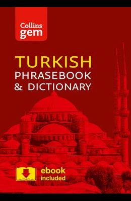 Collins Gem Turkish Phrasebook & Dictionary