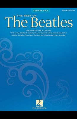 Best of the Beatles: Tenor Sax