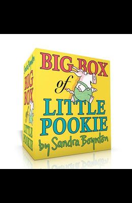 Big Box of Little Pookie: Little Pookie; What's Wrong, Little Pookie?; Night-Night, Little Pookie; Happy Birthday, Little Pookie; Let's Dance, L