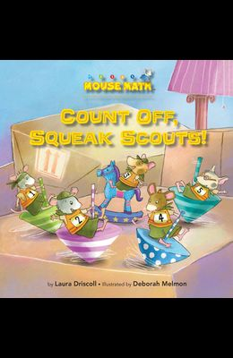 Count Off, Squeak Scouts!: Number Sequence