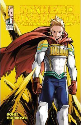 My Hero Academia, Vol. 17, 17