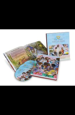 The Story for Children, a Storybook Bible Deluxe Edition [With 3 CDs]