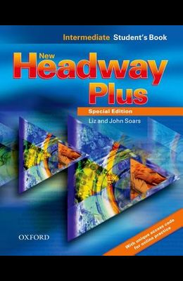 New Headway Plus Intermediate Student Book Pack