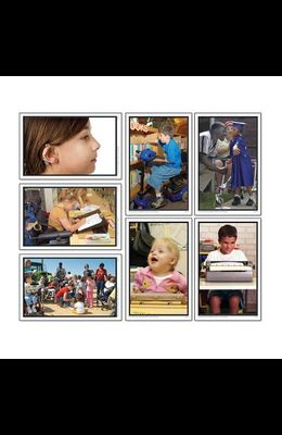Children with Challenges Learning Cards