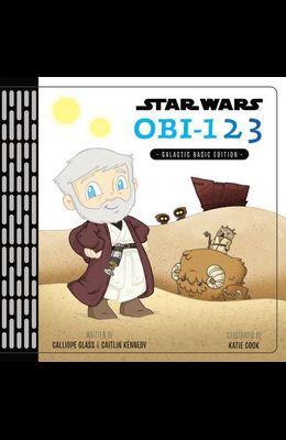 Star Wars Obi-123: A Book of Numbers