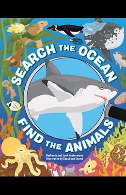 Search the Ocean, Find the Animals