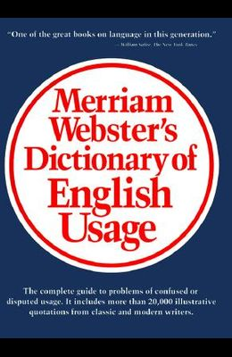 Merriam-Webster's Dictionary of English Usage