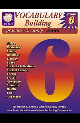 Vocabulary Building, Grade 6