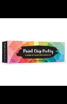Paint Chip Poetry: A Game of Color and Wordplay