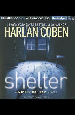 Shelter: A Mickey Bolitar Novel (Mickey Bolit