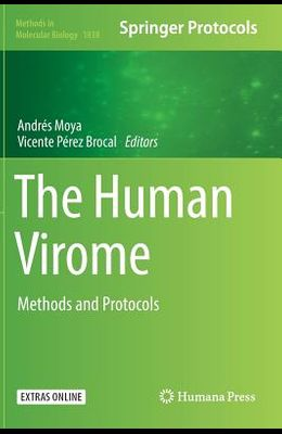 The Human Virome: Methods and Protocols