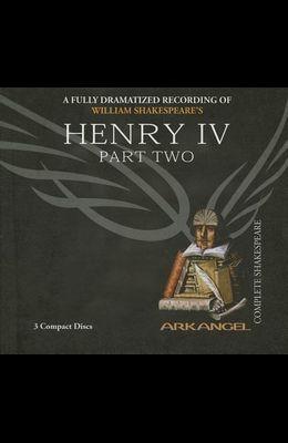 Henry IV, Part 2 Lib/E
