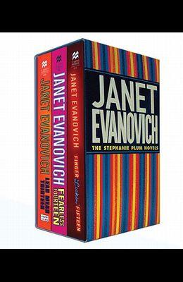 Plum Boxed Set 5, Books 13-15 (Lean Means Thirteen / Fearless Fourteen / Finger Lickin' Fifteen) (Stephanie Plum Novels)