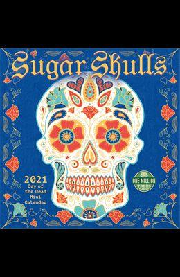 Sugar Skulls 2021 Mini Calendar
