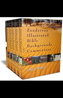 Zondervan Illustrated Bible Backgrounds Commentary: Old Testament Set