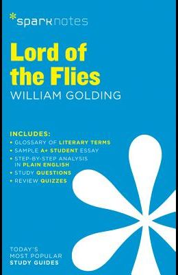 Lord of the Flies Sparknotes Literature Guide, Volume 42