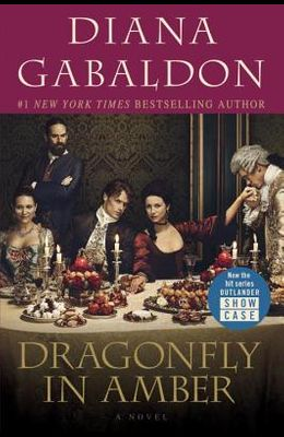 Dragonfly in Amber, TV tie-in (Outlander)