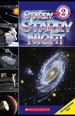 Scholastic Reader Level 2: Starry, Starry Night