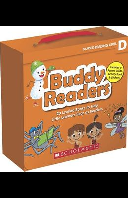 Buddy Readers: Level D (Parent Pack): 20 Leveled Books for Little Learners