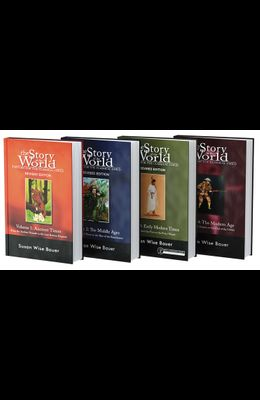 Story of the World, Text Bundle Hardcover: History for the Classical Child: Ancient Times Through the Modern Age