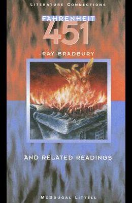McDougal Littell Literature Connections: Fahrenheit 451 Student Editon 1998