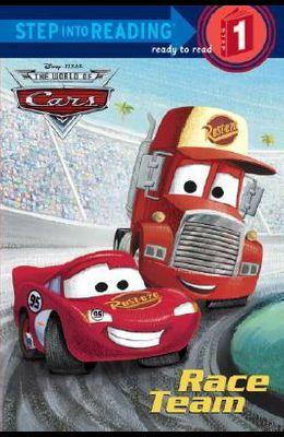 Race Team (Disney/Pixar Cars)