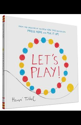 Let's Play! (Interactive Books for Kids, Preschool Colors Book, Books for Toddlers)
