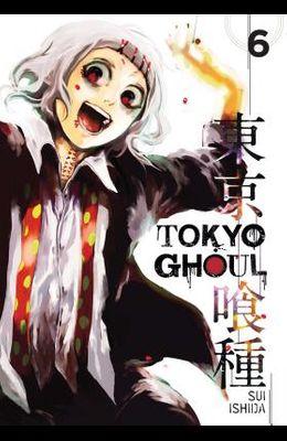 Tokyo Ghoul, Vol. 6, Volume 6