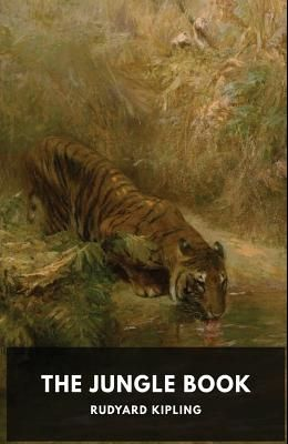 The Jungle Book: A collection of stories by the English author Rudyard Kipling
