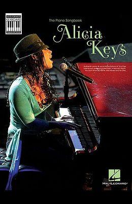 Alicia Keys: The Piano Songbook