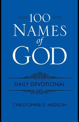 Book: 100 Names of God Daily Devo Flexi