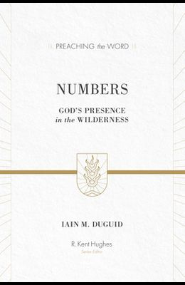 Numbers (Redesign): God's Presence in the Wilderness