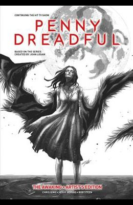 Penny Dreadful Volume 1: Oversized Art Edition