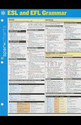 ESL and Efl Grammar Sparkcharts