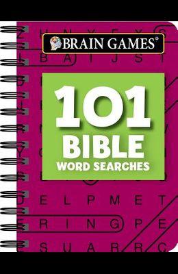Brain Games Mini - 101 Bible Word Searches