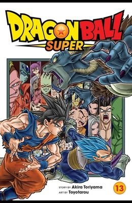 Dragon Ball Super, Vol. 13, 13