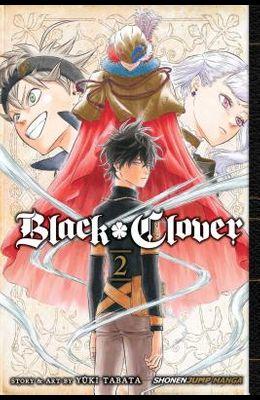 Black Clover, Vol. 2