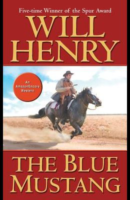 The Blue Mustang