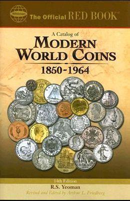 An Official Red Book: A Catalog of Modern World Coins 1850-1964