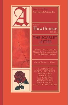 The Scarlet Letter. (Res Stupenda Critical Ed.)