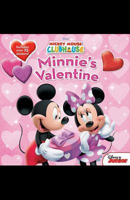 Mickey Mouse Clubhouse Minnie's Valentine [With Stickers]