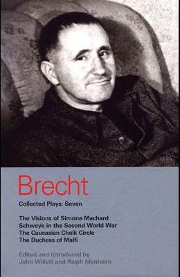 Bertolt Brecht Collected Plays: Seven