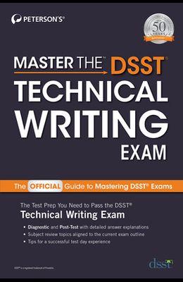 Master the Dsst Technical Writing Exam